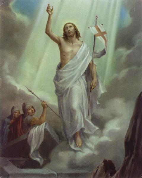 An analysis of the topic of the faith and the resurrection of jesus christ